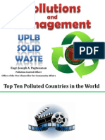 Pollutions Management