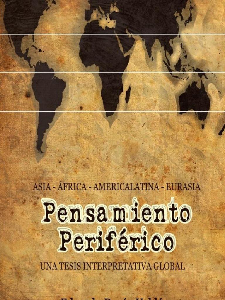 Eduardo Deves Valdes Pensamiento Periferico 2012