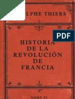 54205394 Adolphe Thiers Historia de La Revolucion de Francia Tomo VI