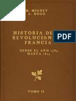 98744863 Mignet Historia de La Revoluci n de Francia Desde El a o 1789 Hasta 1814 TOMO II