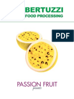 Bertuzzi Machinery for PassionFruit