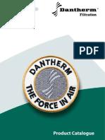 Catalogo Filtros de Aire Dantherm