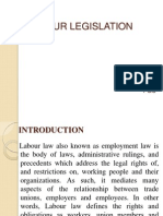 Unit 5 Labour Law