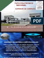 Lic. en Ciencas de la Computacion 1CV3
