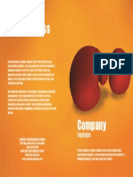 word template brochure
