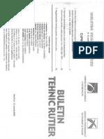 Instructiuni Tehnice Privind Proiectarea,Executia,Revizia Si Intretinerea Drenurilor Pt Drumurile Publice