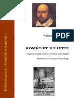 Shakespeare Romeo Et Juliette