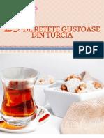 25 de reţete gustoase din Turcia