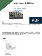 Santuario de Nuestra Señora de El Henar - Wikipedia, la enciclopedia libre