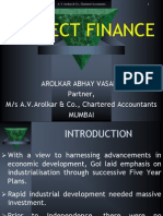 Project Finance Ava