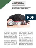 20121205-Horas Extras - Sector Publico