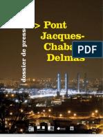 Dossier de Presse Pont JCD Mars2013