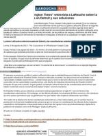 Spanish Larouchepac Com Periodista Crisis Detroit