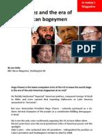 BBC- Hugo Chavez
