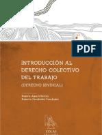 109458601 Introduccion Al Derecho Colectivo Del Trabajo Derecho Sindical