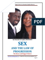 Sex and the Law of Progression New