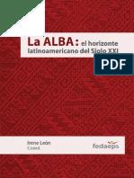 21.La ALBA Horizonte Latinoamericano Del Siglo XXI-2013.Varios Autores