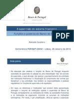Funções e Poderes do Banco de Portugal