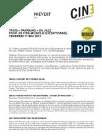 11Mai12 Ciné Musique Michel Petrucciani