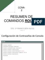 Resumen+Comandos+Router