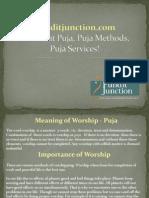 Pooja Services Consultation at PunditJunction.com