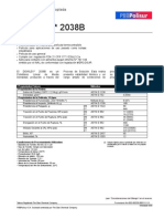 Dowlex 2038 B