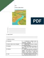 Revisão de Geografia Relevo