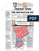 Westchester County Sees Red