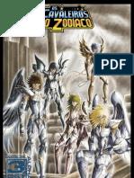 3D&T Alpha - Saint Seiya RPG - Taverna Do Elfo e Do Arcanios