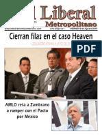 El Liberal 9 de Agosto 2013