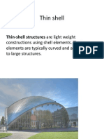 Thin Shell Concrete REVISED