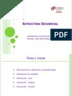 ITA Estructura Secuencial