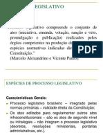 Processo Legislativo - Const[1]. II