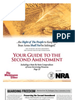 NRA 2013 Second Amendment Guide