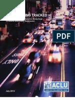 ACLU Report
