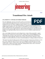 Transitional Fire Attack - Print This Page