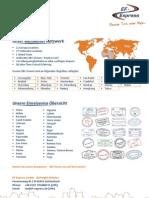Visa & Locations - Airfreight Division