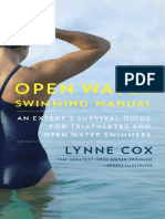 Open Water Swimming Manual by Lynne Cox - Excerpt