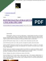 ESTUDO DAS PALAVRAS QUE DESCREVEM A PALAVRA PECADO _ Portal da Teologia enviada.pdf