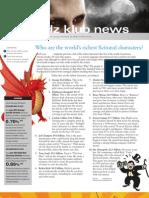 Kidz Klub News June2013