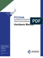 PCI334 A