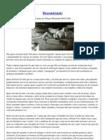 Desconstrução - Thiago Mendanha