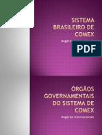 Aula 02 - Sistema brasileiro de comércio exterior