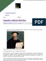 Segunda Confissão Helvética _ Portal da Teologia.pdf