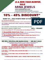 Christmas Sale 2011