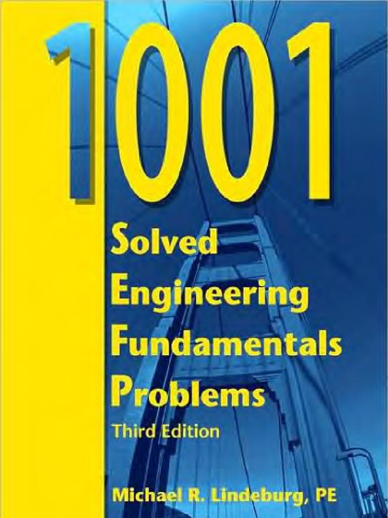Fundamentals in Engineering (FE) Exam