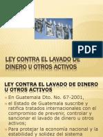 Ley Contra El Lavado de Dinero u Otros - Copia