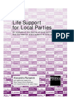 Life Support for Local Parties