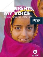 My Rights, My Voice Annual Progress Report 2012