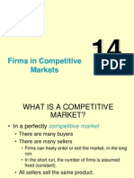 14 Firms Competitive